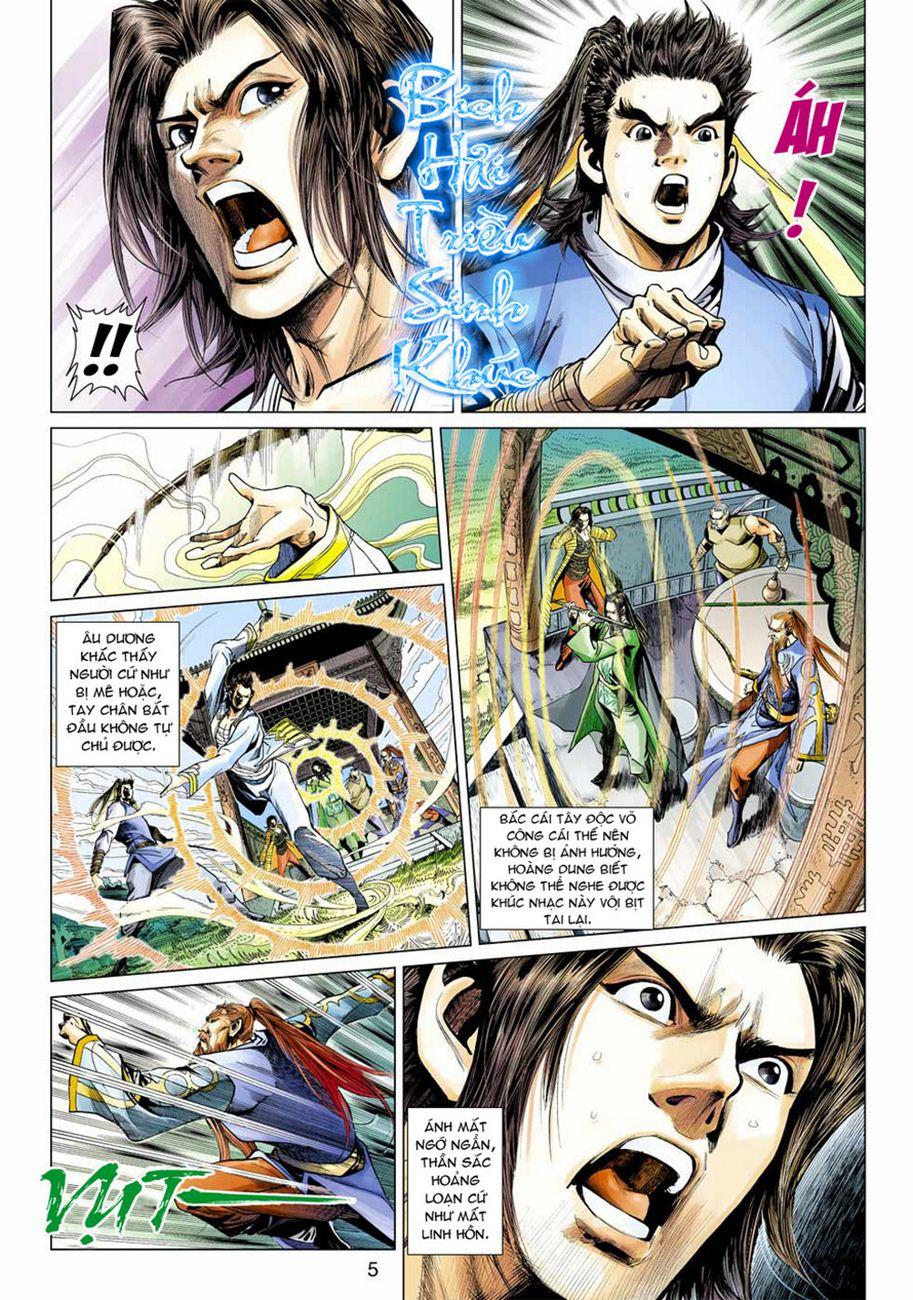 Anh Hùng Xạ Điêu anh hùng xạ đêu chap 47 trang 5