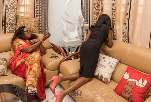 Nigerian Guy Proposes To His Girlfriend Of 15 years - Lovely Photos