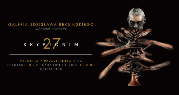 Kraków, Beksiński, nck, Art Color Ballet, Kryptonim 27