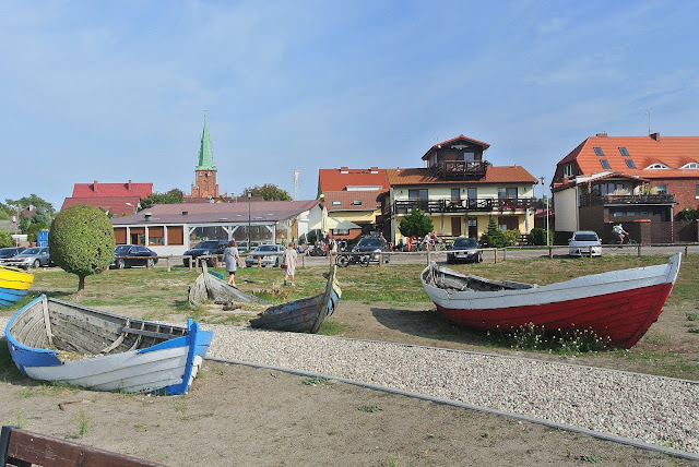 Panorama Kuźnicy, Polska, Zatoka Pucka