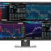 ديل تطلق شاشةP4317Q  مكتبية بعرض متعدد  43 بوصة وبدقة 4K