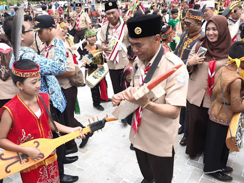 Kemah Budaya Nasional 2017