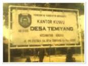 Sejarah Desa Temiyag Kec Kroya Kab Indramayu
