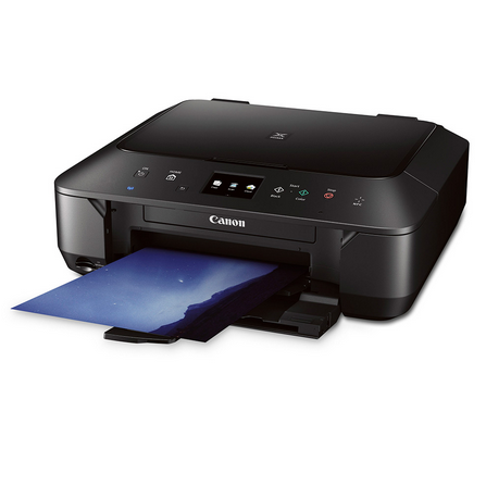 Picture: Canon Pixma MG6600 Driver Download - Mac, Win, Linux