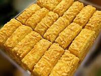 Cara Membuat Kue Kastengel Yang Renyah dan Gurih