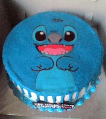 Cake Model Stitch