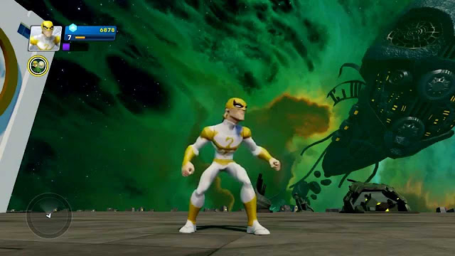 Disney Infinity 2.0: Marvel Super Heroes Screenshot-3