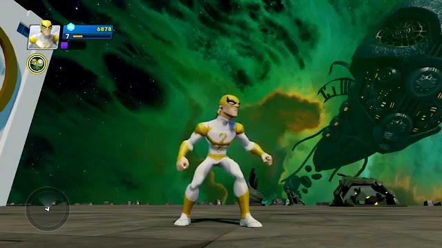 Disney Infinity 2.0: Marvel Super Heroes Screenshot-3