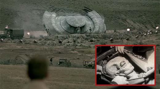 Revelan todo lo que vio un testigo de la supuesta caída de un OVNI en Roswell en 1947