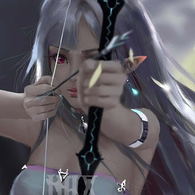 Fantasy Woman 5.0 Wallpaper Engine