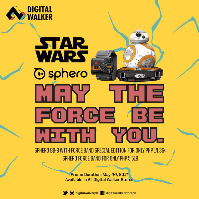 Star Wars Sphero bundle by Digital Walker