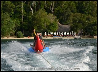 Paket Wisata Pulau Suwarnadwipa di Padang