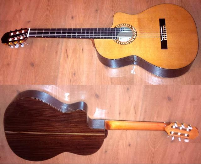 Guitarra española Prudencio Sáez 54 (modelo especial)