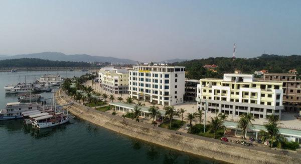 Mini Hotel Tuần Châu Marina