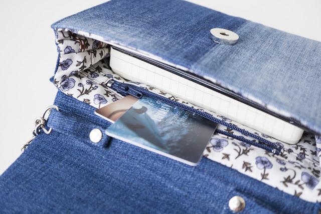 сумка из джинс своими руками