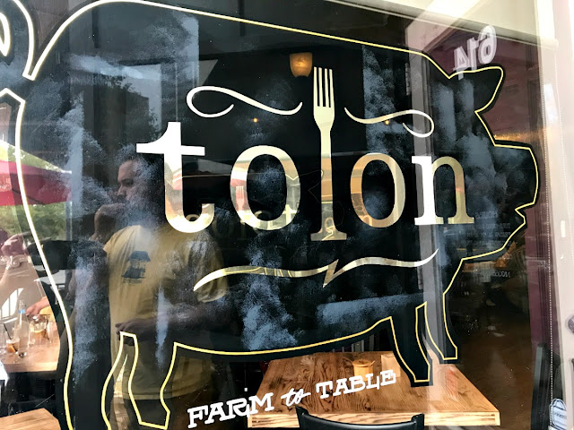 If you are looking for a true farm to table dining experience during your stay in Fort Wayne, Indiana, I can't recommend making a dinner reservation at Tolon enough.