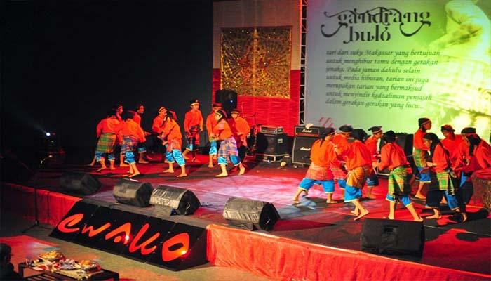 Tari Gandrang Bulo, Tarian Tradisional Dari Sulawesi Selatan