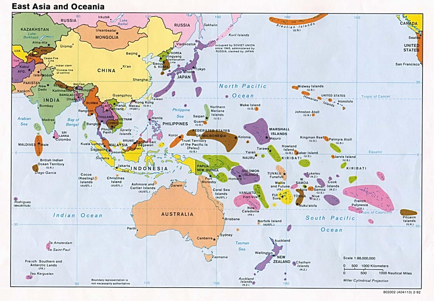Mapa De Asia Imagen Mapa De Asia Mapa Politico