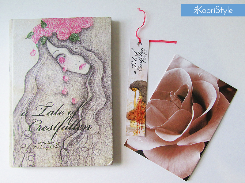 Koori KooriStyle Kawaii Cute Happy Snail Mail PenPal Unboxing Opening Pastel Goth Illustration Book Indonesia crestfallen tale