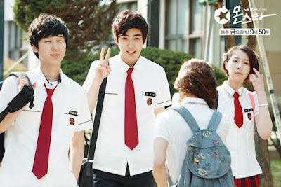 ''Drama Korea Mosntar Sinopsis Lengkap Ep1-12,Cast,OST''