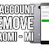Cara Menghilangkan Akun Mi dan Mi Cloud di Xiaomi, Beginilah caranya