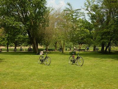 Aluguel de Bicicleta em Amsterdam