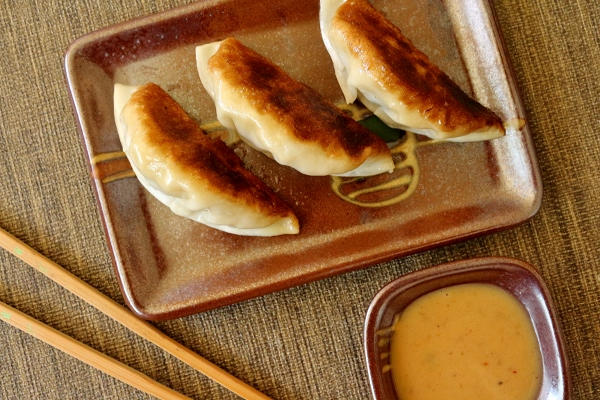 ... dumplings is available in Kenny Lao's Hey There, Dumpling! cookbook