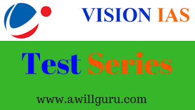Vision ias test series 2019
