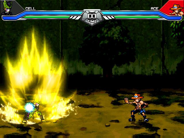 Anime Jump Ultimate Stars Battle - [ FULL GAMES ] - Mugen