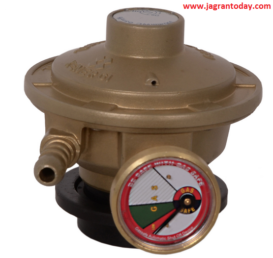 Procedure of Replacement of Lost or Defected Cylinder Regulator