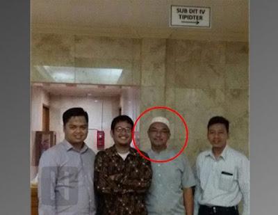 Penjual Nasi Penyumbang GNPF-MUI Diperiksa Polisi Kasus TPPU Ditanya Ikhlas Tidak Sumbangannya