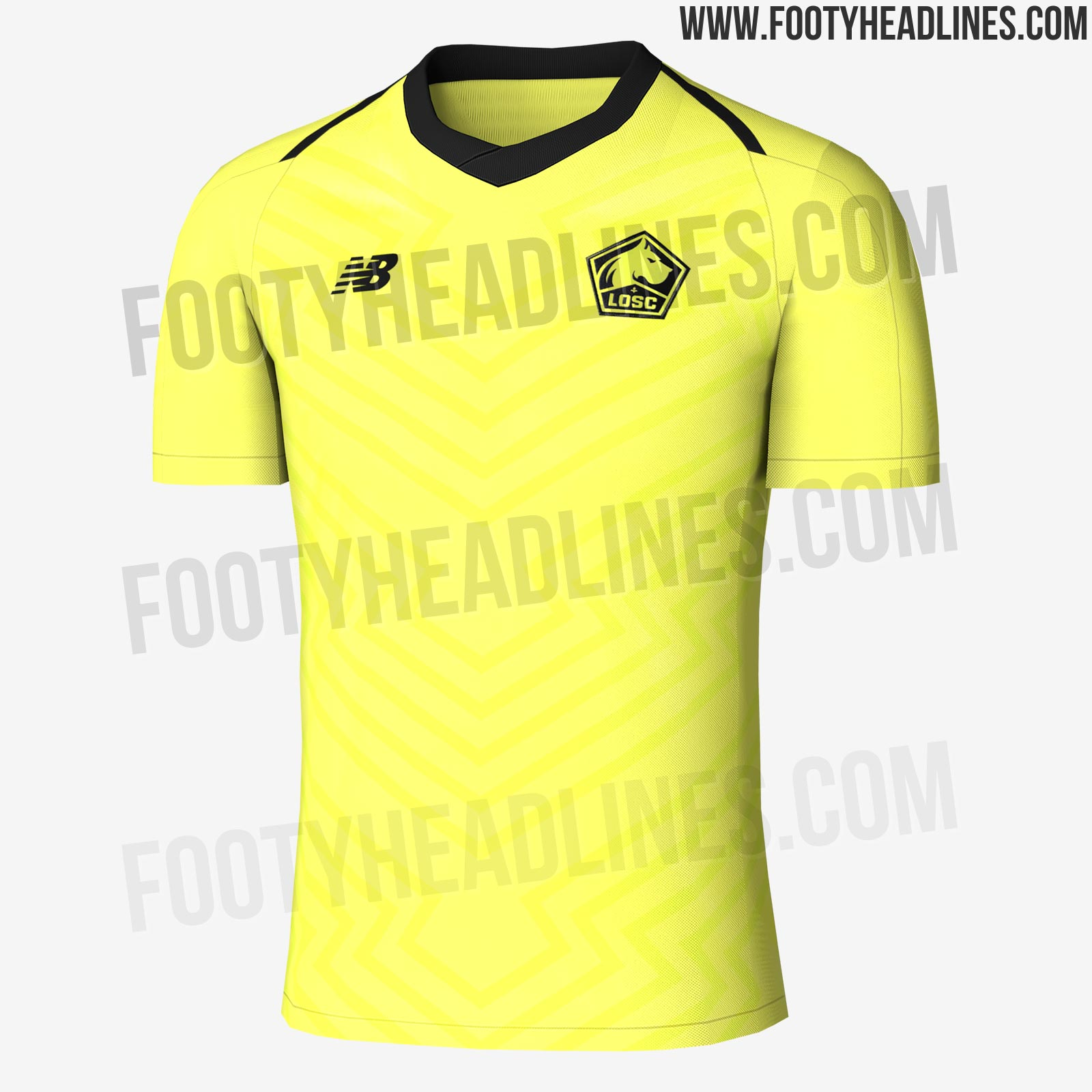 cheap for discount f9fd3 c45f4 NEW Logo: Lille 18-19 Home & Away Kits Leaked | Futbolgrid