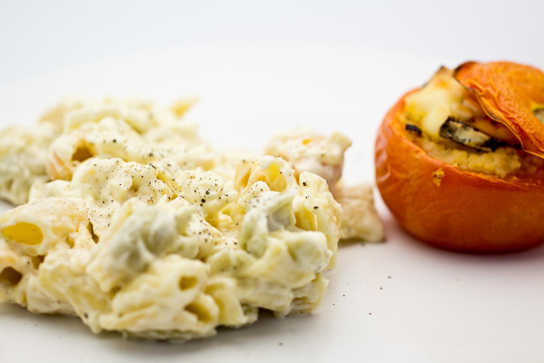 pasta ostsås