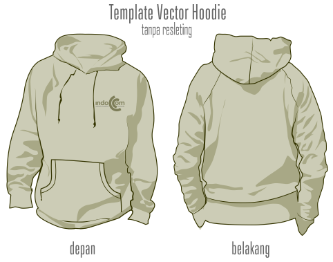 Apr 26, 2021 · the mockup templates are highly customizable, you can easily change the shirt colour, shadow effects and other settings. Desain Jaket Hoodie Coreldraw Rajasthan Board A