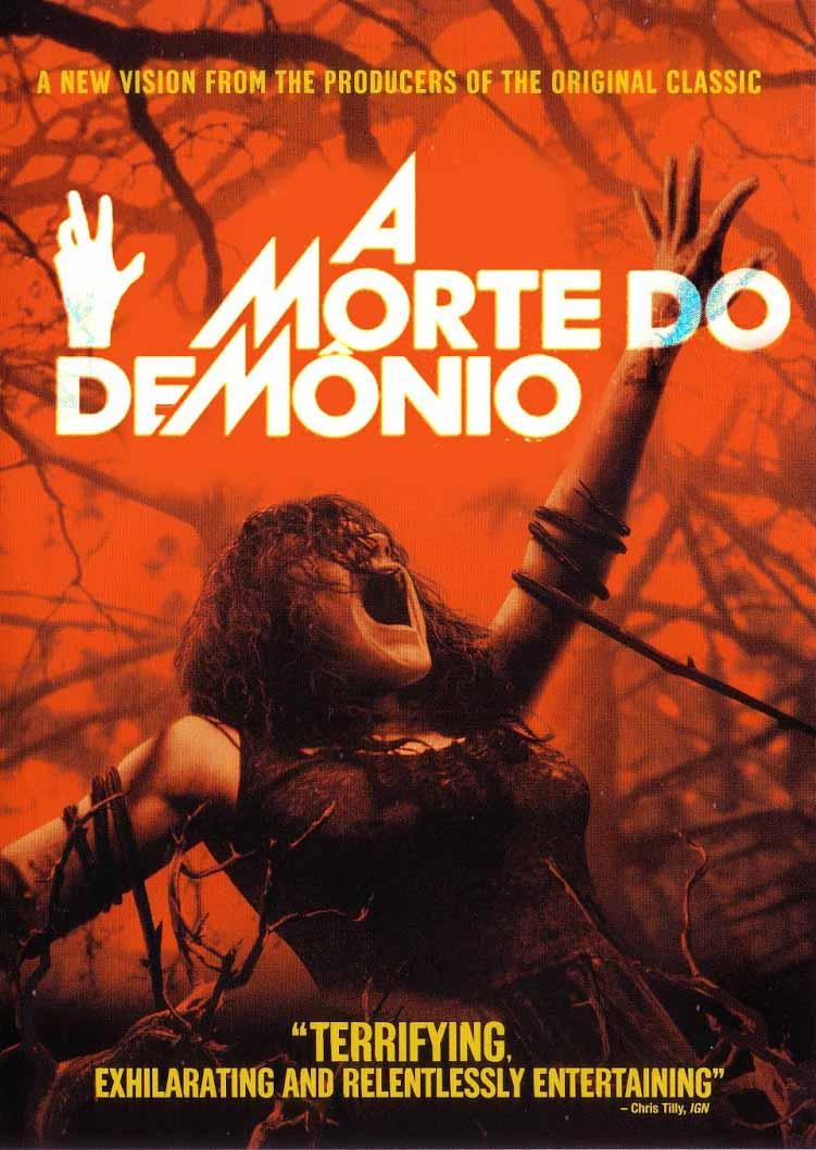 A Morte do Demônio Torrent - Blu-ray Rip 1080p Dublado (2013)
