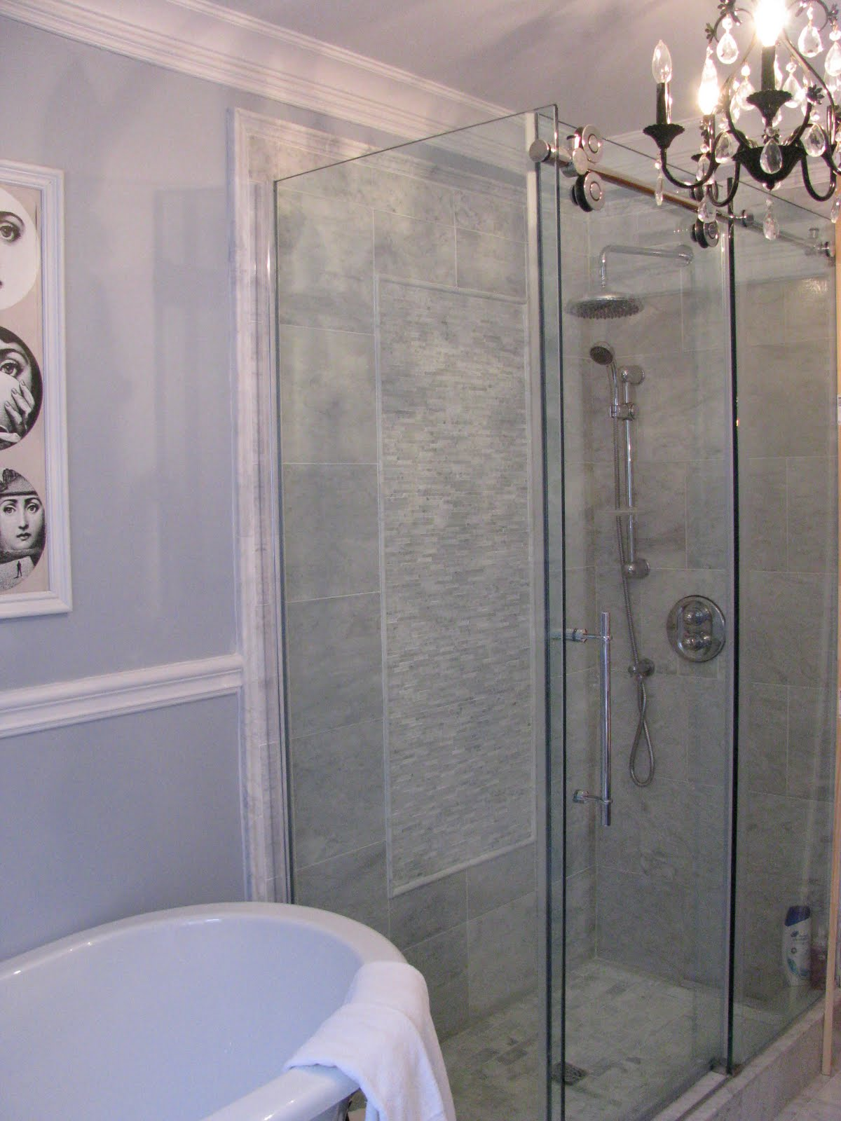 Remodelaholic Gorgeous Complete Bathroom Transformation Gut - How to gut a bathroom