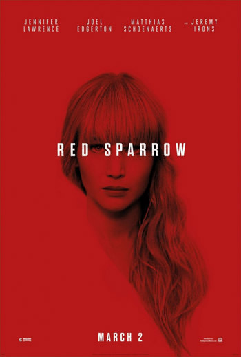 Red Sparrow 2018 English