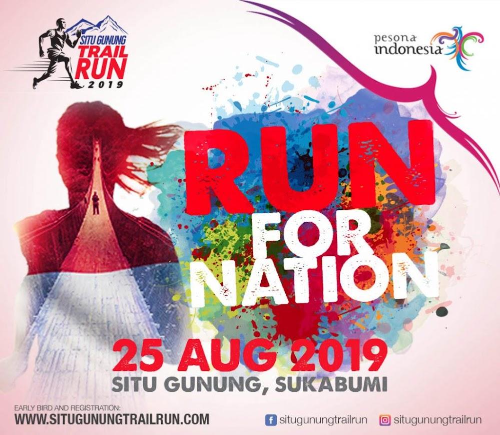 Situ Gunung Trail Run • 2019