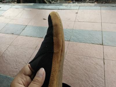 Tukang Sol Sepatu di Kebumen