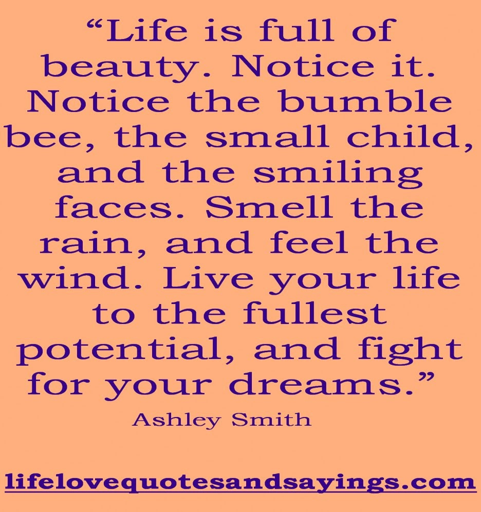 Love Quotes About Life: Live Your Life Quotes. QuotesGram