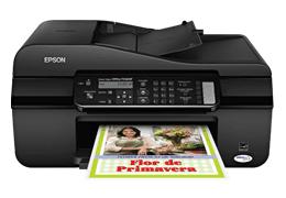 Image Epson TX-320F Printer Driver