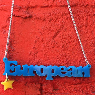 Jewel of the Week: Tatty Devine European Necklace