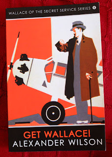 The cover of Get Wallace by Alexander Wilson