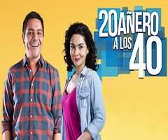 Telenovela Veinteañero a los 40