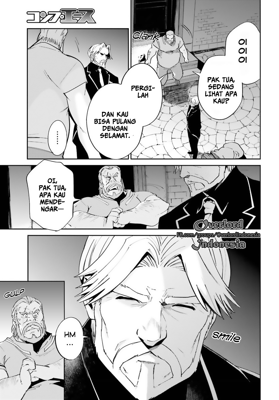 Overlord chapter 32 Bahasa Indonesia
