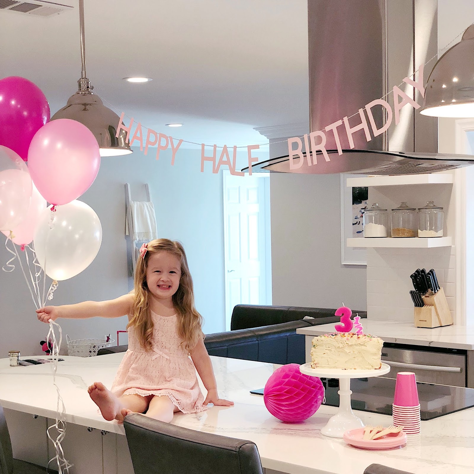 How to Throw a Half Birthday Party by The Celebration Stylist