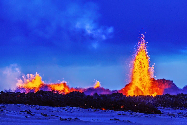Barðarbunga Volcano