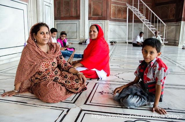 India, Alicia Ortego de Los Viajes de Ali
