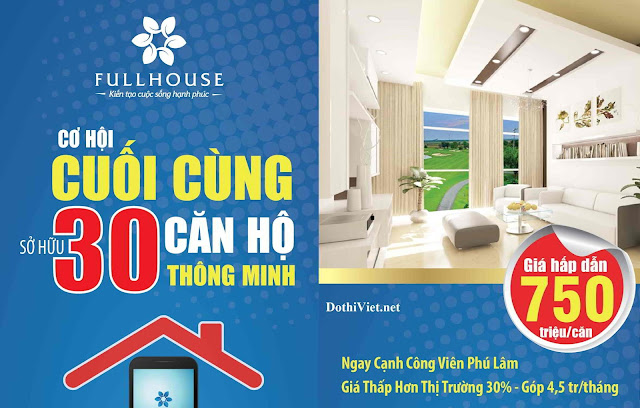 can ho Full House quan Binh Tan