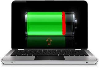 Berbagai Penyebab Baterai Laptop Cepat Rusak